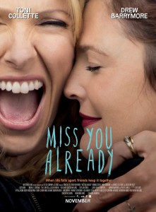 nuevo poster pelicula miss you already