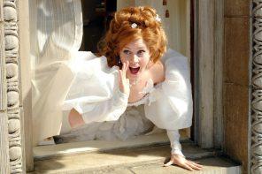 Amy Adams: Chuyện thần tiên trong đôi mắt